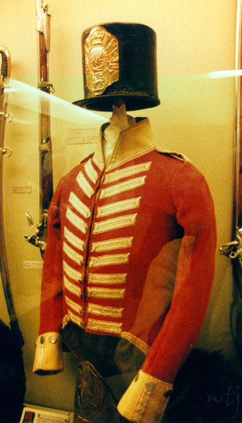 Over The Shoulder Shot In Film Republique Uniform Gui...